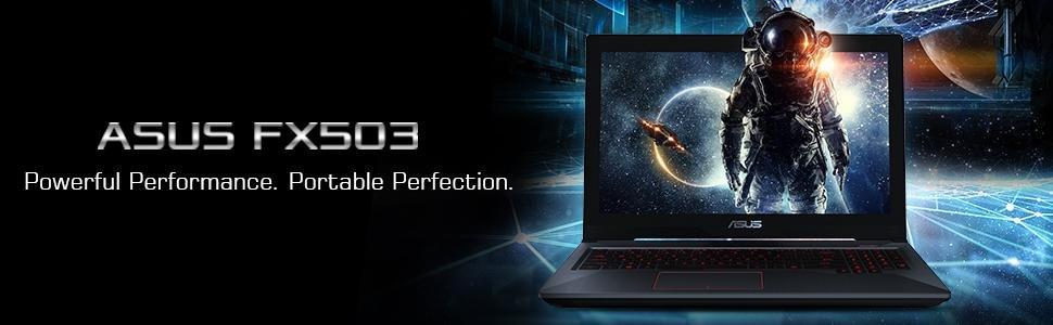 Asus FX503VD - Best Gaming Laptop