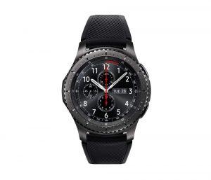 SAMSUNG GEAR S3 FRONTIER Smartwatch- Bluetooth smart watch