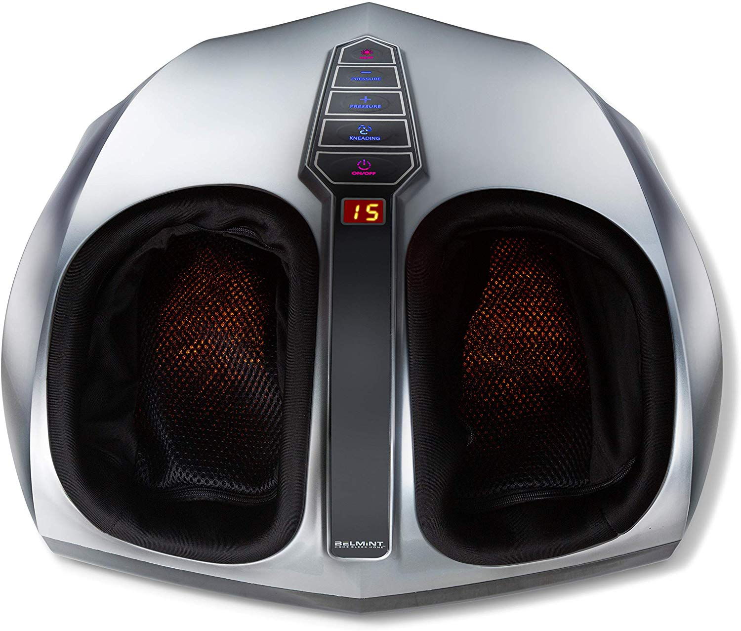 Belmint Shaitsu foot massager with heat